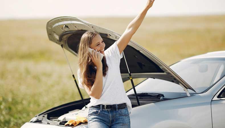 Stress bij pech is niet nodig als je een goede autoverzekering met pechhulp hebt afgesloten © Gustavo Fring via Pexels