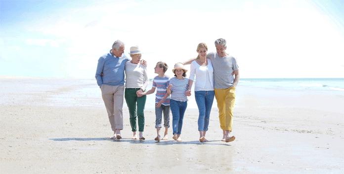 Met de overlijdensrisicoverzekering van Reaal ben je in elke levensfase verzekerd tegen de financiële gevolgen van een overlijden © Reaal